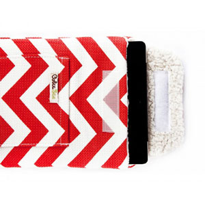 Colcasac Sleeve for iPad Mini 2 / iPad Mini - Chevron