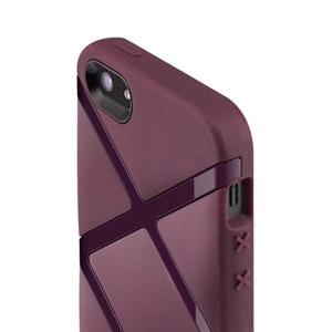 SwitchEasy Bonds Hybrid Case for iPhone 5 - Purple