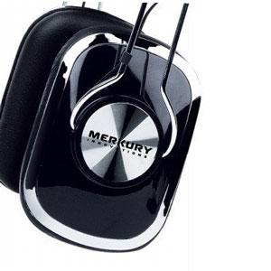Casque Stéréo Merkury Retro – Noir