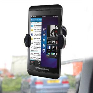 Pack accessoires BlackBerry Z10 Ultimate - Noir1