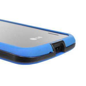 GENx Hybrid Bumper Case for Google Nexus 4