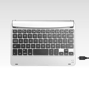Ultrabook Bluetooth Keyboard Case for iPad Mini 2 / iPad Mini
