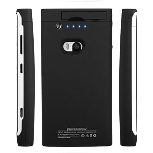 Power Jacket for Samsung Galaxy S3 Mini - 2000mAh