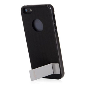 iGlaze Kameleon Case for iPhone 5 - Black