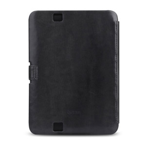 Zenus Heritage Leather Diary Case - Dark Grey