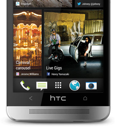 Sim Free HTC One- Black