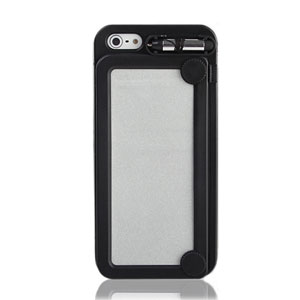 iPhone 5 Sketch Board Back Case - Black