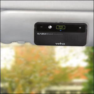 Veho VBC-001 Bluetooth Handsfree Car Kit