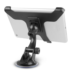Multi-Direction Stand / Car Holder for iPad Mini - Black