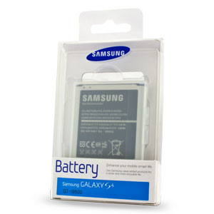 Official Samsung Galaxy S4 2600mAh Standard Battery