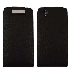 Sony Xperia Z Flip Case - Black
