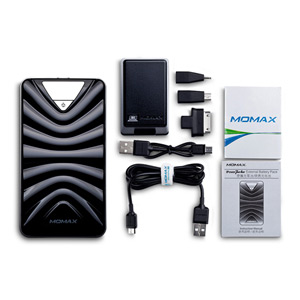 Momax iPower 16800mAh External Battery Pack