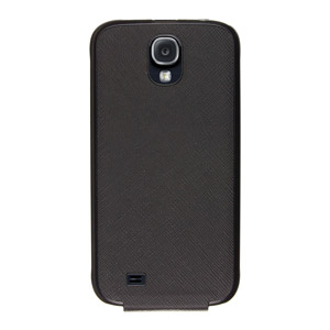 Official Samsung Galaxy S4 Flip Case - Black