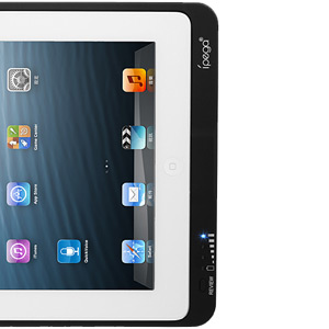 iPega Life Battery Charging Case for iPad 4 - 9000mAh