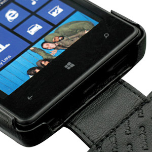 Noreve Tradition Case for Nokia Lumia 820 - Black
