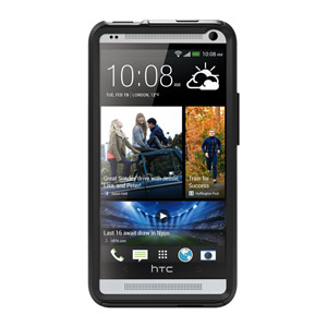 Otterbox Commuter Series for HTC One - Black