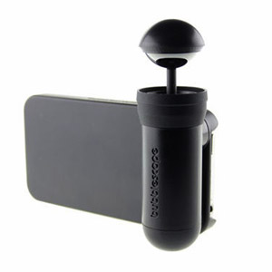 Bubblescope 360 Camera Attachment and Case for iPhone 5