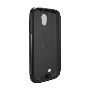 OtterBox Commuter Series for Samsung Galaxy S4 - Black