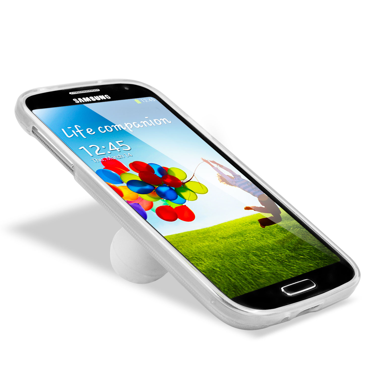 The Ultimate Samsung Galaxy S4 i9500 Accessory Pack - White