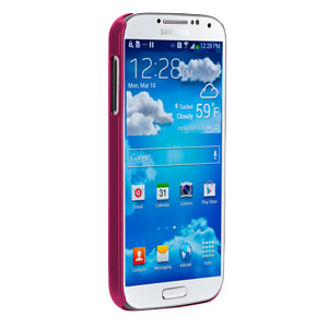 Case-Mate Glimmer for Samsung Galaxy S4 - Pink