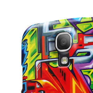Cygnett Icon Art Series for Samsung Galaxy S4 - TATS CRU