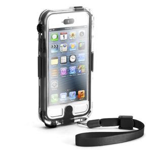 Griffin Survivor + Catalyst Waterproof Case for iPhone 5 - Black