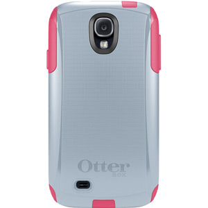 OtterBox Commuter Series for Samsung Galaxy S4 - Wild Orchid Pink