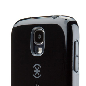Speck CandyShell Case for Samsung Galaxy S4 - Black Slate