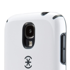 Speck CandyShell Case for Samsung Galaxy S4 - White Slate
