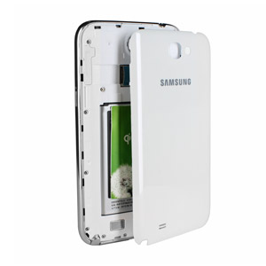 Qi Internal Wireless Charging Adapter for Samsung Galaxy Note 2