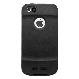 Seidio OBEX Waterproof Case for iPhone 5 - Black