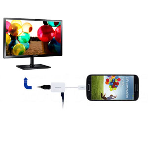 Samsung Galaxy S4 / Note 3 MHL 2.0 HDTV HDMI Adapter
