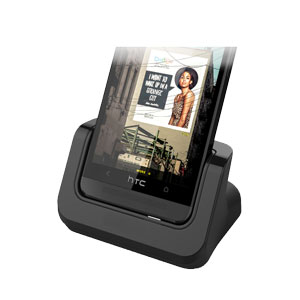 Cover-Mate Desktop Charging Dock for HTC One 2013