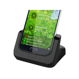 Samsung Galaxy S2 Desktop Sync and Charge Cradle With HDMI Out