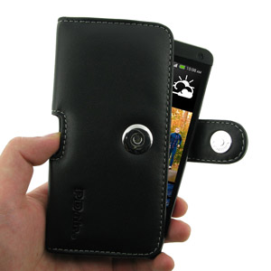 PDair Horizontal Pouch Case - HTC One