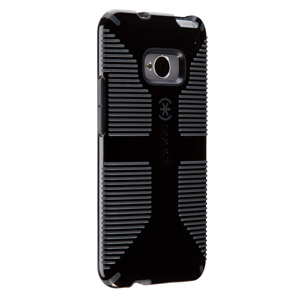 Speck CandyShell Grip for HTC One - Black
