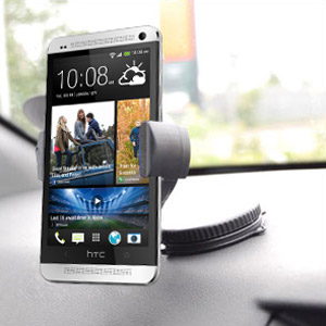 The Ultimate HTC One Accessory Pack - Black