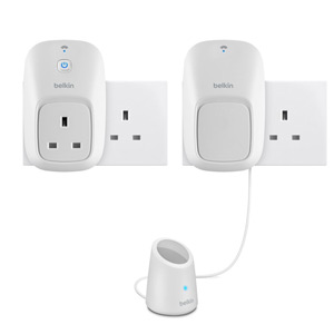 Belkin Wemo Home Automation with Motion Bundle for iPhone/iPad/Touch