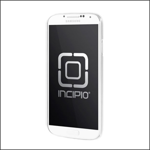 Incipio Feather Case for Samsung Galaxy S4 - Clear