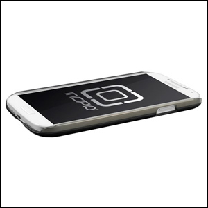Incipio Feather Shine Case For Samsung Galaxy S4- Black