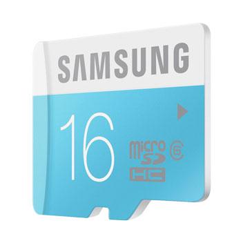 Samsung 16GB MicroSD HC Card - Class 6