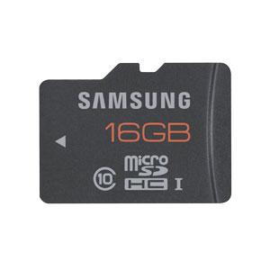 Samsung 32GB UHS-1 Grade 1 MicroSDHC Pro - Class 10