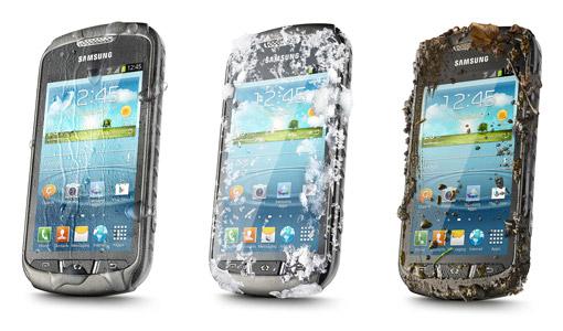Sim Free Samsung Galaxy Xcover 2 - Titan Grey