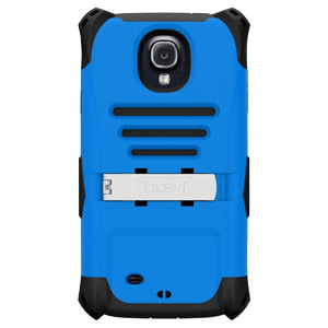 Trident Kraken AMS Case for Samsung Galaxy S4 - Blue