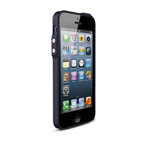 Beyza Snap Case for iPhone 5 - Black