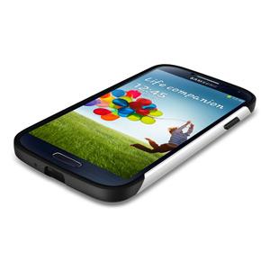 Spigen SGP Slim Armour Case for Samsung Galaxy S4 - Black