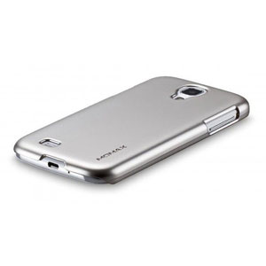 Samsung Galaxy S4 Ultra Tough Matte Metallic Shell - Silver