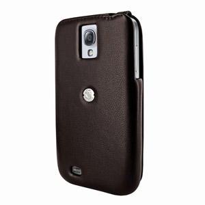 Piel Frama iMagnum For Samsung Galaxy Note 2 - Brown