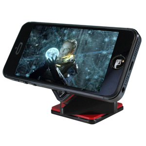 CUBE Universal Car and Desk Smartphone Holder - Black