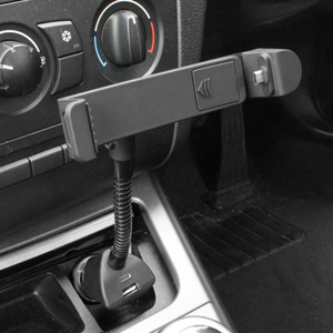RoadCharge Universal Micro USB Car Holder and Charger